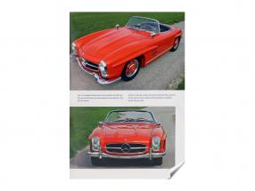 Book: Fascination SL 300 SL Roadster (W198 II)