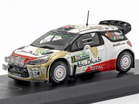 Citroen DS3 WRC #3 Winner Rallye Argentina 2015 Meeke, Nagle 1:43 Direkt Collections
