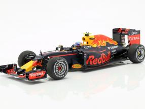 Max Verstappen Red Bull RB12 #33 Winner Spain GP formula 1 2016 1:18 Spark