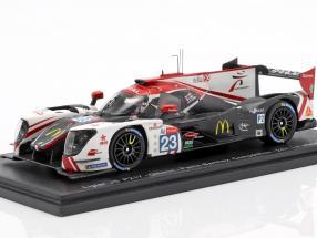 Ligier JS P217 #23 24h LeMans 2018 Canal, Buret, Stevens 1:43 Spark