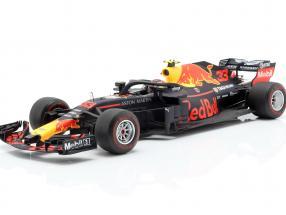 Max Verstappen Red Bull Racing RB14 #33 Winner Mexiko GP Formel 1 2018 1:18 Spark