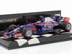 Pierre Gasly Toro Rosso STR12 #10 Mexiko GP Formel 1 2017 1:43 Minichamps