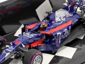 Brendon Hartley Toro Rosso STR12 #28 Mexican GP formula 1 2017