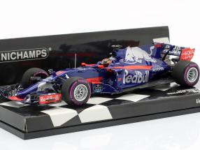 Brendon Hartley Toro Rosso STR12 #28 Mexiko GP Formel 1 2017 1:43 Minichamps