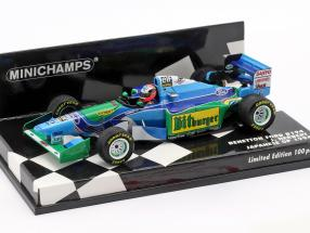 Johnny Herbert Benetton B194 #6 Japanese GP Formel 1 1994 1:43 Minichamps