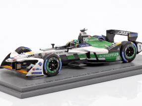 L. di Grassi Audi e-tron FE04 #1 Winner Zürich ePrix Formel E 2017/18 1:43 Spark