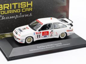 Ford Sierra RS500 Cosworth #11 BTCC Champion 1990 Robb Gravett 1:43 Atlas