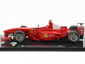 M. Schumacher Ferrari F300 Formel 1 1998 British GP