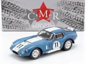 Shelby Cobra Daytona Coupe #11 24h LeMans 1965 Sears, Thompson 1:18 CMR