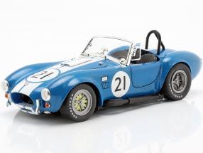 Shelby Cobra 427 Racing #21 blau / weiß 1:18 CMR