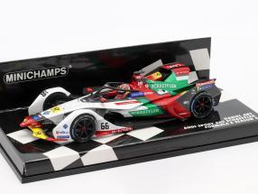 Daniel Abt Audi e-tron FE05 #66 formula E season 5 2018/19 1:43 Minichamps