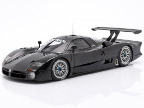 Nissan R390 GT1 LeMans year 1998 gloss black 1:18 AUTOart