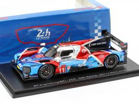 BR Engineering BR #11 24h LeMans 2018 Aljoschin, Petrow, Button 1:43 Spark