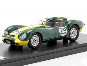 Jaguar Lister #29 Winner Daily Express Sports Car Race 1958 Moss 1:43 Matrix