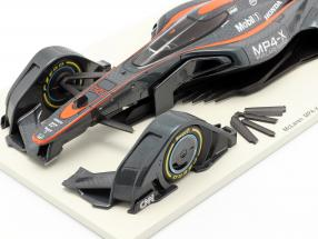 McLaren MP4-X #22 Concept Car 2016 1:18 Spark 2. Wahl