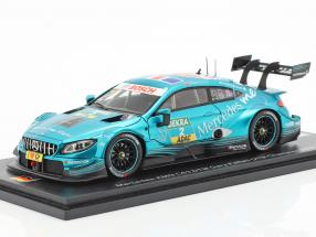 Mercedes-Benz AMG C 63 DTM #2 DTM Champion 2018 Gary Paffett 1:43 Spark