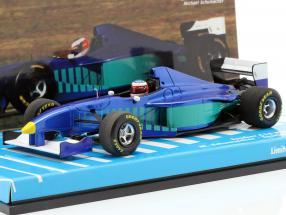 M. Schumacher Sauber C16 Test Fiorano Formel 1 1997 1:43 Minichamps
