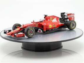 Turntable for model cars diameter approximately 30.5 cm for 1:18