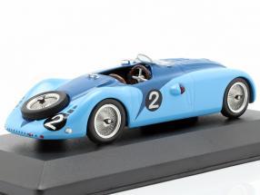 Bugatti Type 57G #2 Wimille, Benoist Winner 24h LeMans 1937