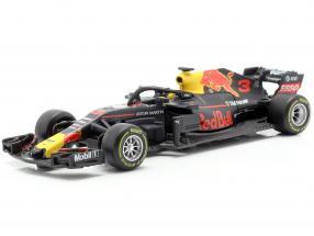 Daniel Ricciardo Red Bull Racing RB14 #3 formula 1 2018 1:43 Bburago