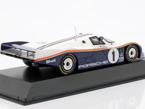 Porsche 962 C LH #1 Winner 24 LeMans 1986 Bell / Stuck / Holbert