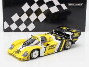 A. Senna Porsche 956K #7 1000km Nürburgring 1984 Joest 1:18 Minichamps
