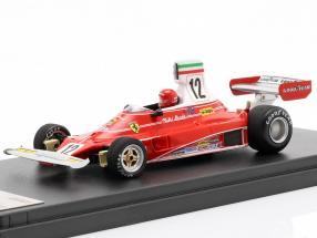 Niki Lauda Ferrari 312T #12 3rd Italien GP Weltmeister F1 1975 1:43 LookSmart
