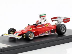 Clay Regazzoni Ferrari 312T #11 Winner Italien GP Formel 1 1975 1:43 LookSmart