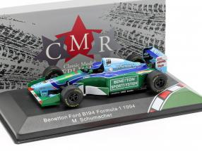Michael Schumacher Benetton B194 #5 World Champion Formel 1 1994 1:43 CMR