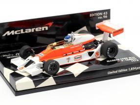 P. Tambay McLaren Ford M26 Formula 1 1978 1:43 Minichamps