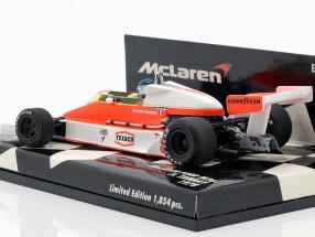 P. Tambay McLaren Ford M26 Formula 1 1978