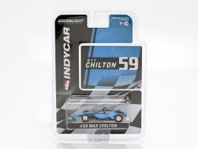 Max Chilton Chevrolet #59 Indycar Series 2019 Carlin 1:64 Greenlight