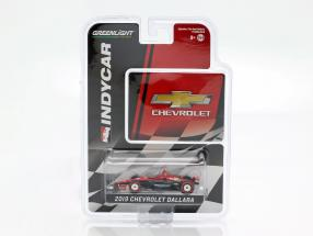 Chevrolet Dallara Universal Aero Kit #19 Indycar Series 2019 1:64 Greenlight