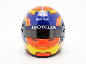 Alexander Albon Scuderia Toro Rosso STR14 #23 Formel 1 2019 Helm 1:2 Bell