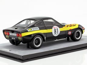 Opel GT 1900 #81 500km Nürburgring 1971 Schuler, Fröhlich