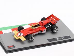 Jochen Rindt Lotus 72C #5 Weltmeister Formel 1 1970 1:43 Altaya