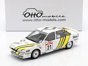 Renault 21 Turbo Gr.N #21 Rallye Tour de Corse 1988 Bugalski, Andrie 1:18 OttOmobile