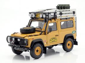 Land Rover Defender 90 Camel Trophy Edition tawny 1:18 Almost Real