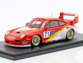 Porsche 911 GT2 #71 24h LeMans 1996 Nearn, Farmer, Murphy 1:43 Spark