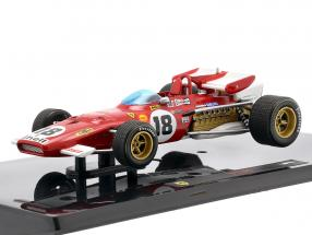 J. Ickx Ferrari 312B #18 GP Canada formula one 1970 1:43 HotWheels Elite