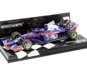 Daniil Kvyat Scuderia Toro Rosso STR14 #26 Formel 1 2019 1:43 Minichamps