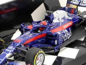 Daniil Kvyat Scuderia Toro Rosso STR14 #26 formula 1 2019