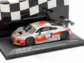 Audi R8 LMS #2 FIA GT World Cup Macau 2017 Nico Müller 1:43 Minichamps