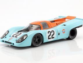 Porsche 917K #22 24h LeMans 1970 Hobbs, Hailwood 1:18 CMR