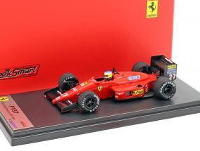 Michele Alboreto Ferrari F1/87 #27 3rd Monaco GP Formel 1 1987 1:43 LookSmart