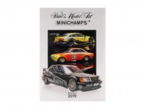 Minichamps Katalog Edition 2 2019