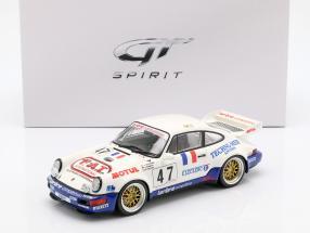 Porsche 911 (964) Carrera RSR #47 24h LeMans 1993 Gouhier, Barth, Dupuy 1:18 GT-SPIRIT