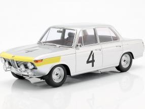 BMW 1800 TiSA #4 Winner 24h Spa 1965 Ickx, van Ophem 1:18 Minichamps