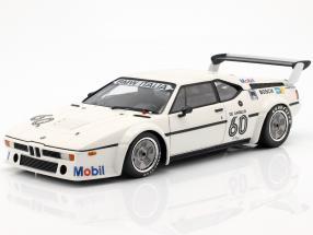 BMW M1 Pro Car #60 Winner Pro Car Series Zolder 1979 de Angelis 1:18 Minichamps