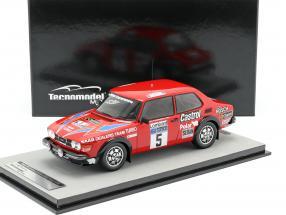 Saab 99 Turbo #5 Lombard RAC Rally 1979 Blomqvist, Cederberg 1:18 Tecnomodel